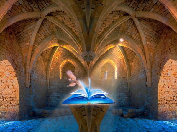 Blue Magic Book, Magic And Spells