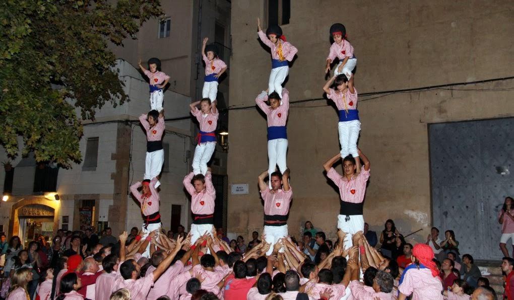 Diada dels Xiquets de Tarragona 3-10-2009 - 20091003_340_4Pd4_XdT_Tarragona_Diada_Xiquets.JPG