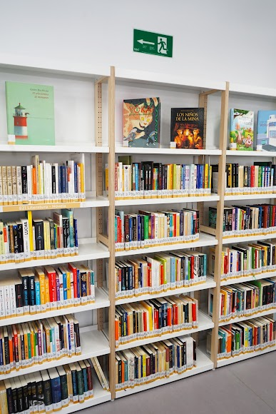 Instalaciones de la biblioteca José María Artero.