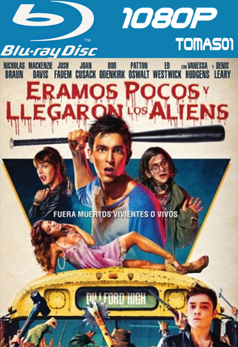 Éramos pocos y llegaron los aliens (2015) (BRRip) BDRip m1080p
