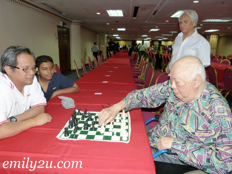 3rd Tan Sri Lee Loy Seng Perak Grand Prix Chess Championship