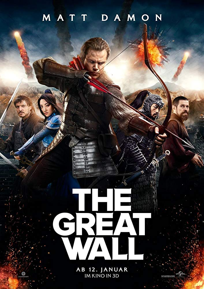 The Great Wall (2016) Bluray Subtitle Indonesia