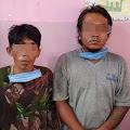 Lima Pengedar Sabu Antar Kota Ditangkap Polisi
