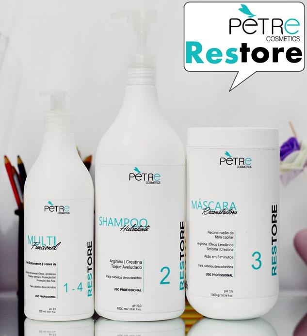 kit restore pétre cosmetics