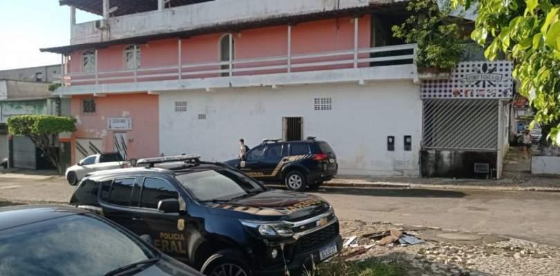 BAHIA: POLÍCIA FEDERAL REALIZA BUSCA E APREENSÃO NA CASA DO PREFEITO DE CANDEIAS NESTA SEXTA-FEIRA
