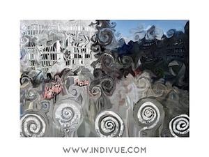 Indivue, taidetta Tukholmasta