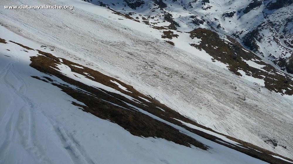 Avalanche Haute vallée de la Susa, secteur Rocciamelone , Crocetta - Photo 1