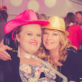 Ilse en Kevin 21 jaar feesttent Katlijk