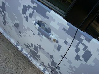 GTI Door Handle