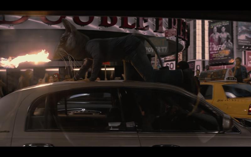 Cosmopolis, dir. David Cronenberg, 2012
