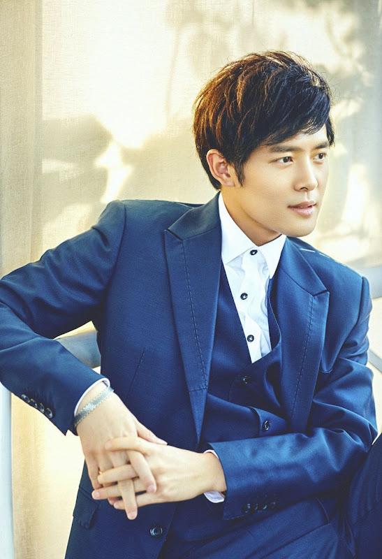 Fu Xinbo China Actor