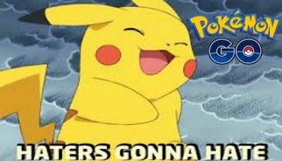 bulan semenjak pertama kali Pokemon Go rilis di Indonesia Kenapa Haters Pokemon Go Sangat Banyak?