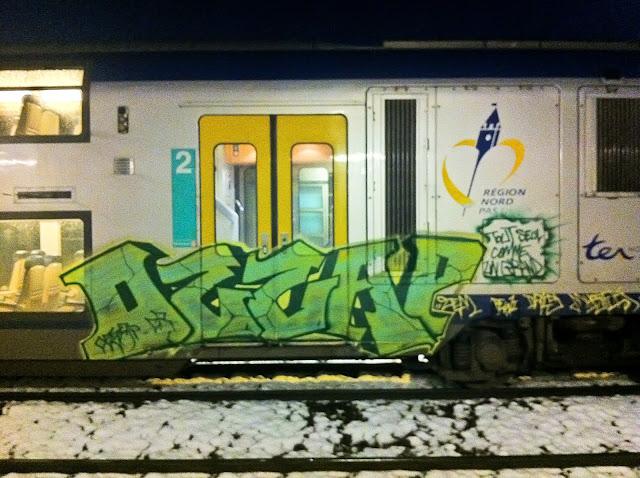 Ozzap train