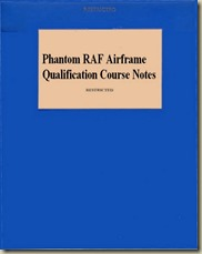 Phantom RAF Airframe Q Course Notes 000