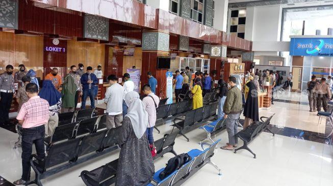 Ajak Warga Doa Bersama, Ikhtiar Samsat Padang Lawan Covid-19