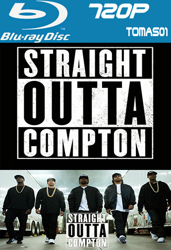 Straight Outta Compton (2015) BRRip 720p