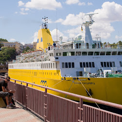 Grand Voyage 2009 - Cierne more - 5. a 6.den