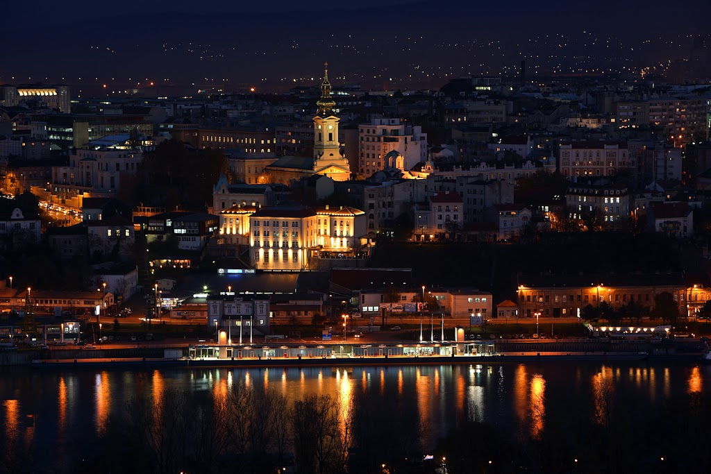 Belgrade in Serbia