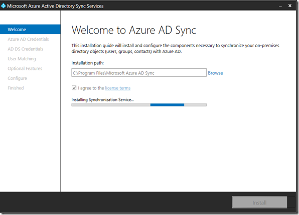 Azure AD Sync Services Tool – The Basics | New Zealand