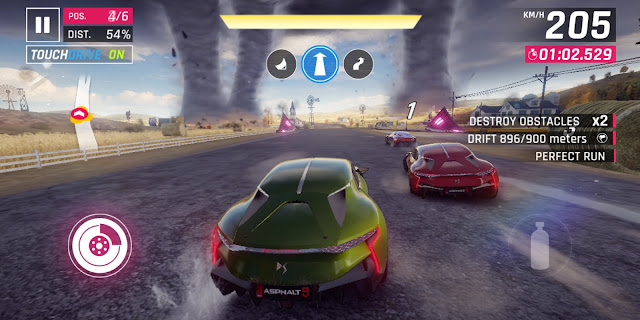 Asphalt 9 Top 5 New Graphical Android Racing Games You Can Download