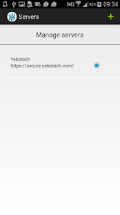 YeboSync- screenshot thumbnail