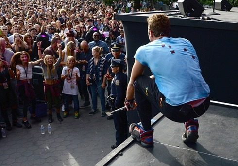 Coldplay 2015 Global Citizen Festival-45