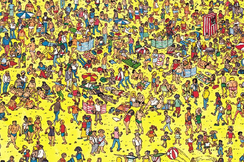 Onde esta wally