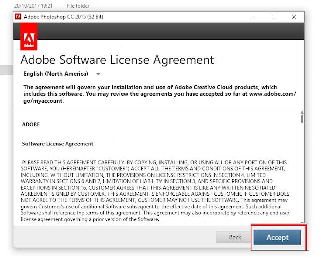 Cara Install Adobe Photoshop CC Windows Terbaru