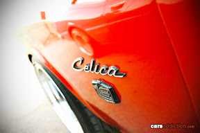 Celica LT Badge