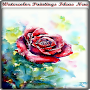 Watercolor Paintings Ideas New APK icon