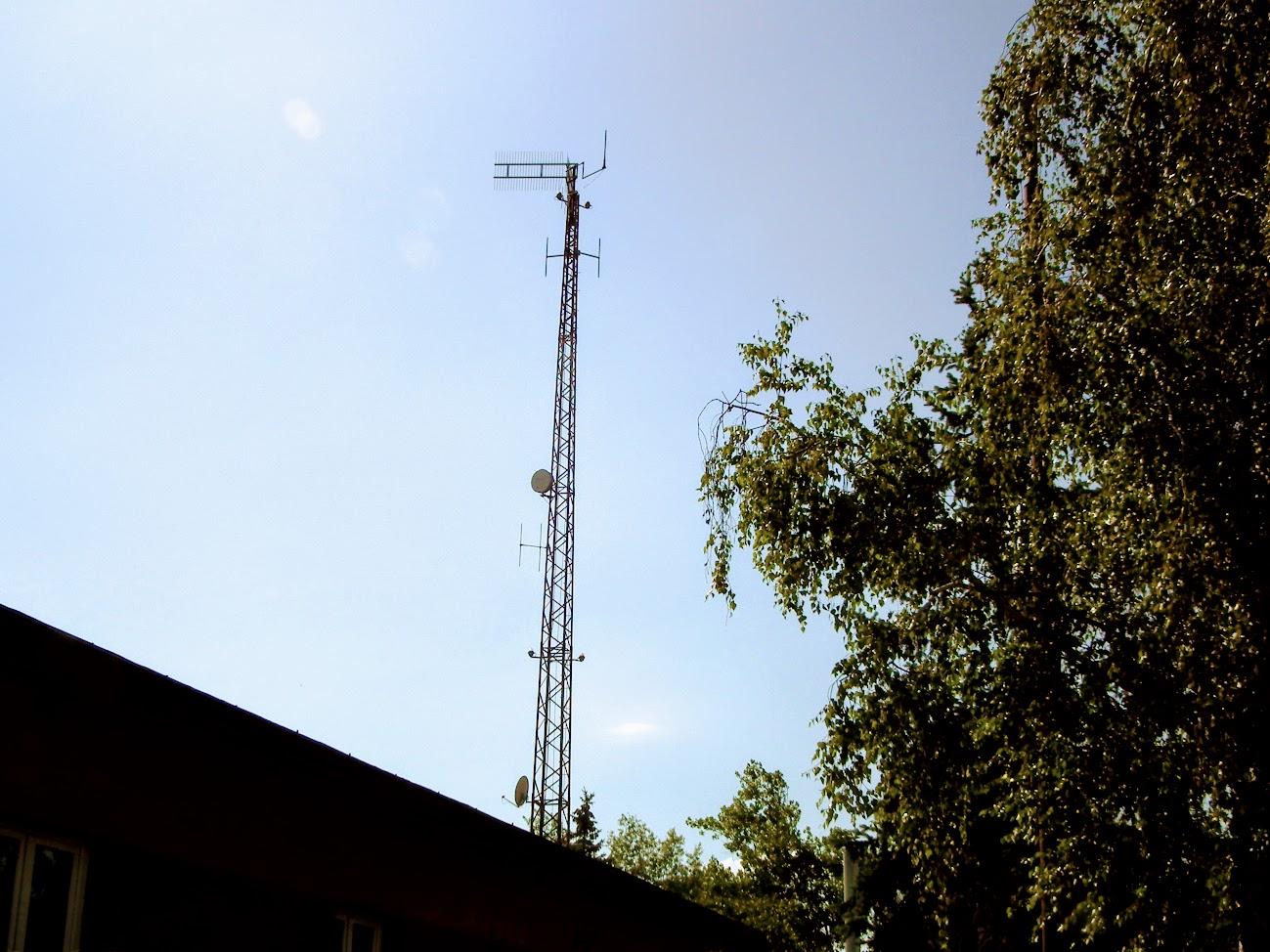 Solt/Kecskeméti út 92. - helyi URH-FM adóállomás