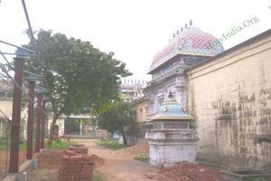 Thiru Aakkoor - Temple Prakaram 02