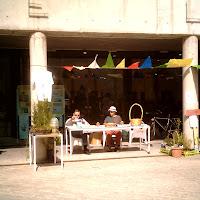 Mesa de ARBA en la Casa de la Cultura de Tres Cantos - 16 de abril de 2008