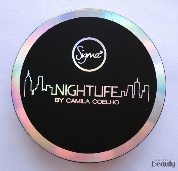 Sigma Beauty Camila Coelho Nightlife Powder Blush in Hot Spot Review 3