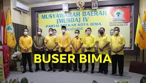 Partai  Golkar Kota Bima Melakukan Musda IV  Di Aula Hotel Mutmainah