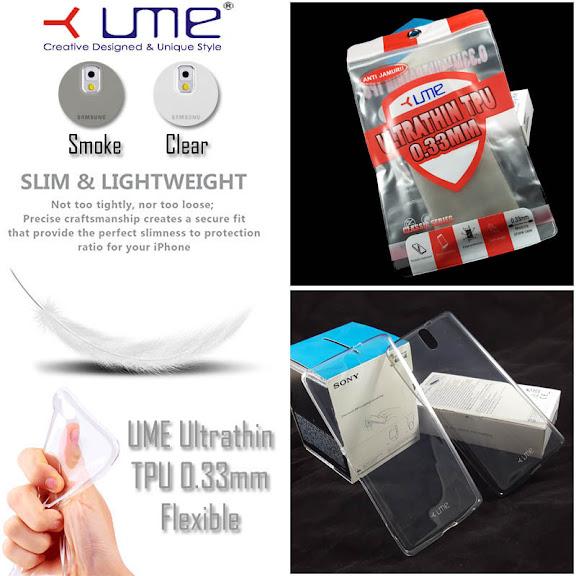 Ume Ultrathin Air Case 0.3mm Sony Xperia C5 Ultra - Dual