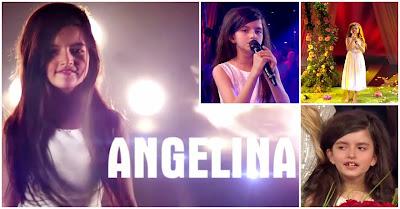 Angelina Jordan, de 8 anos, é a grande vencedora do Norway's Got Talent