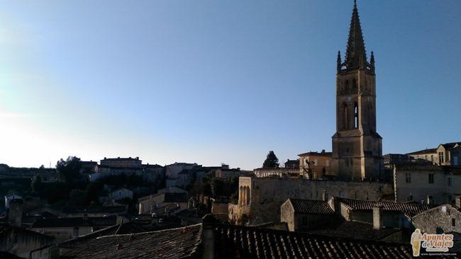 Visitar San Emilion Francia 6
