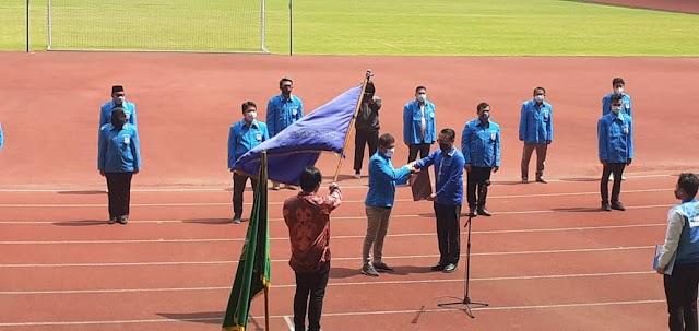 Pelantikan DPD KNPI Kota Bekasi