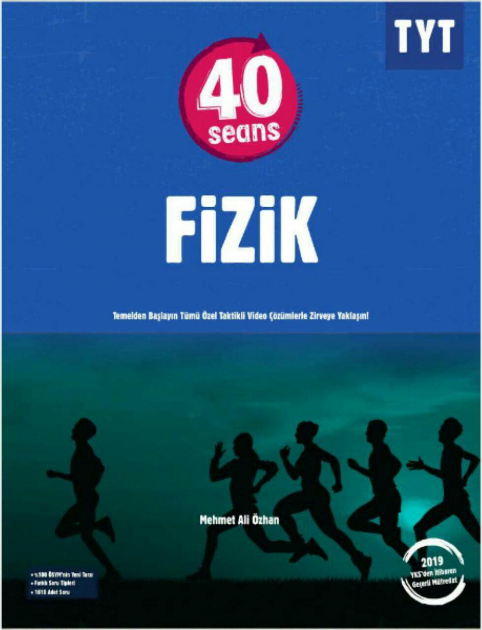 Okyanus Yayınları 40 Seansta TYT Fizik