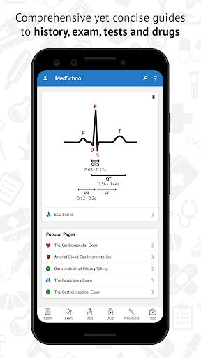 MedSchool screenshot for Android