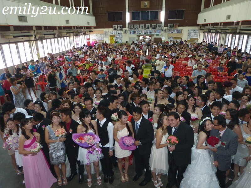 Ipoh mass wedding