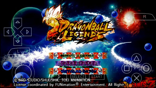 NEW! MOD DRAGON BALL TENKAICHI TAG TEAM + MENU EDITADO PARA ANDROID (PPSSPP) + DOWNLOAD STYLE ANIME