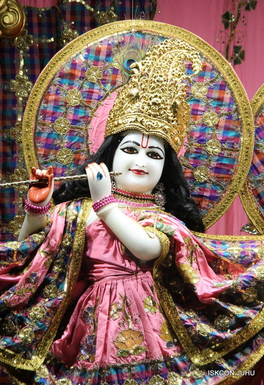 ISKCON Juhu Mangala Deity Darshan 09 April 2016 (55)