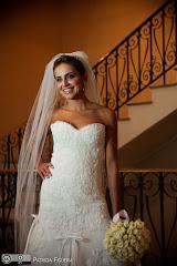 Foto 0210. Marcadores: 06/11/2010, Casamento Paloma e Marcelo, Fotos de Vestido, Heloisa Albuquerque, Rio de Janeiro, Vestido, Vestido de Noiva