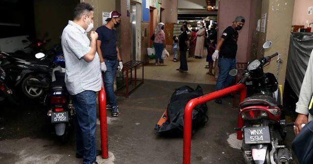Lelaki maut selepas cuba melawan dalam serbuan polis