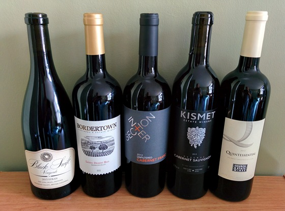 Award-winning BC wine collectibles
