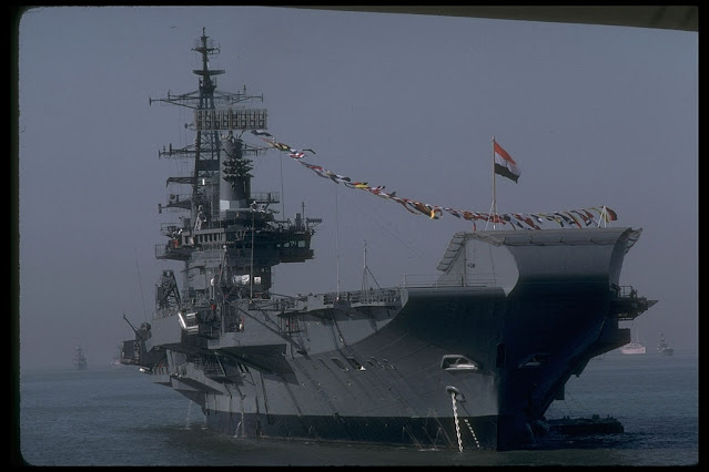 INS Viraat: Everything You Need to Know About India's Longest Serving Warship