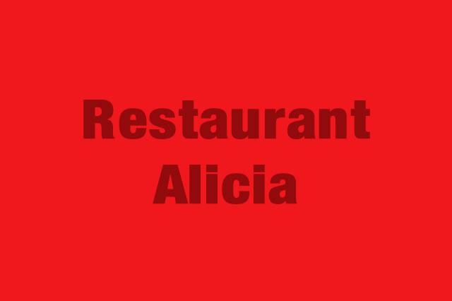 Restaurant Alicia es Partner de la Alianza Tarjeta al 10% Efectiva