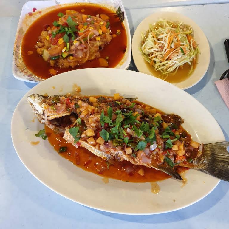 Resepi Keladi Thai Restaurant In Taman Peruda